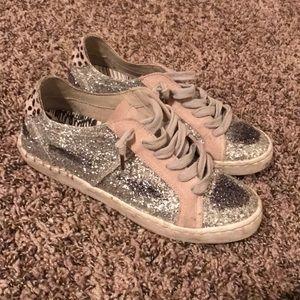 Dolce Vita sparkle sneakers